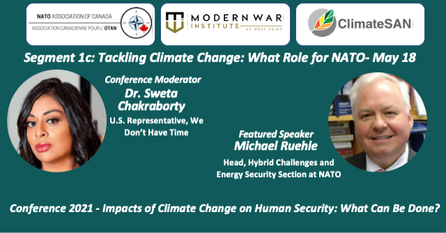 Tackling Climate Change: What Role for NATO?