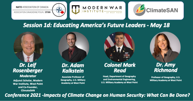 Session 1d: Educating America's Future Leaders: Climate Change Impacts, Education, and Vulnerability