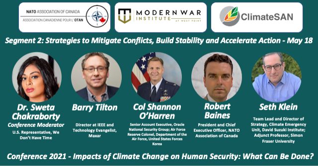 Strategies to Mitigate Conflicts, Build Stability and Accelerate Action