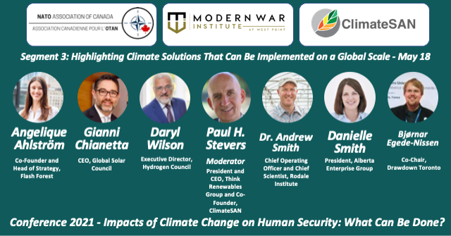Highlighting Climate Solutions That Can Be Implemented on a Global Scale
