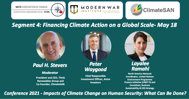 Financing Climate Action on a Global Scale