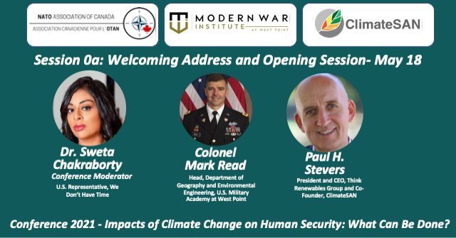 Welcoming Address & Opening Session